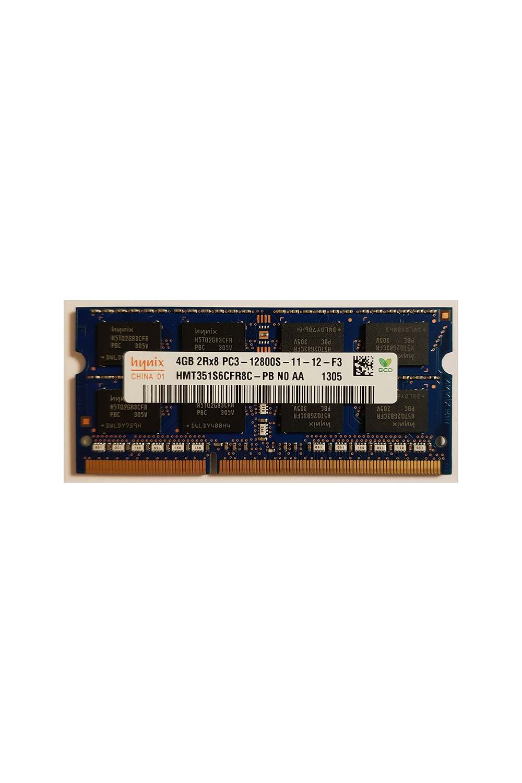 Hynix 4 GB RAM, 1600 MHz, DDR3, PC3 - 12800S