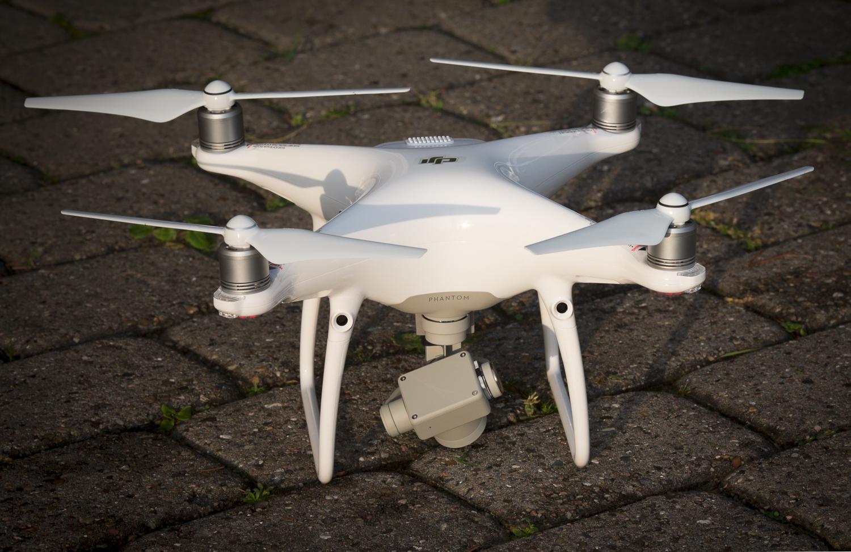 Dji drone til droneoperationer af dronepilot Jan Høst-Aaris Sipureco i Aalborg Kommune Nordjylland