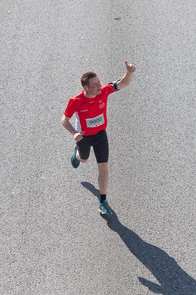Thomas Kastrup-Larsen løber Aalborg halvmarathon 2017