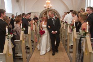 Helle og Torben Kielgasts bryllup