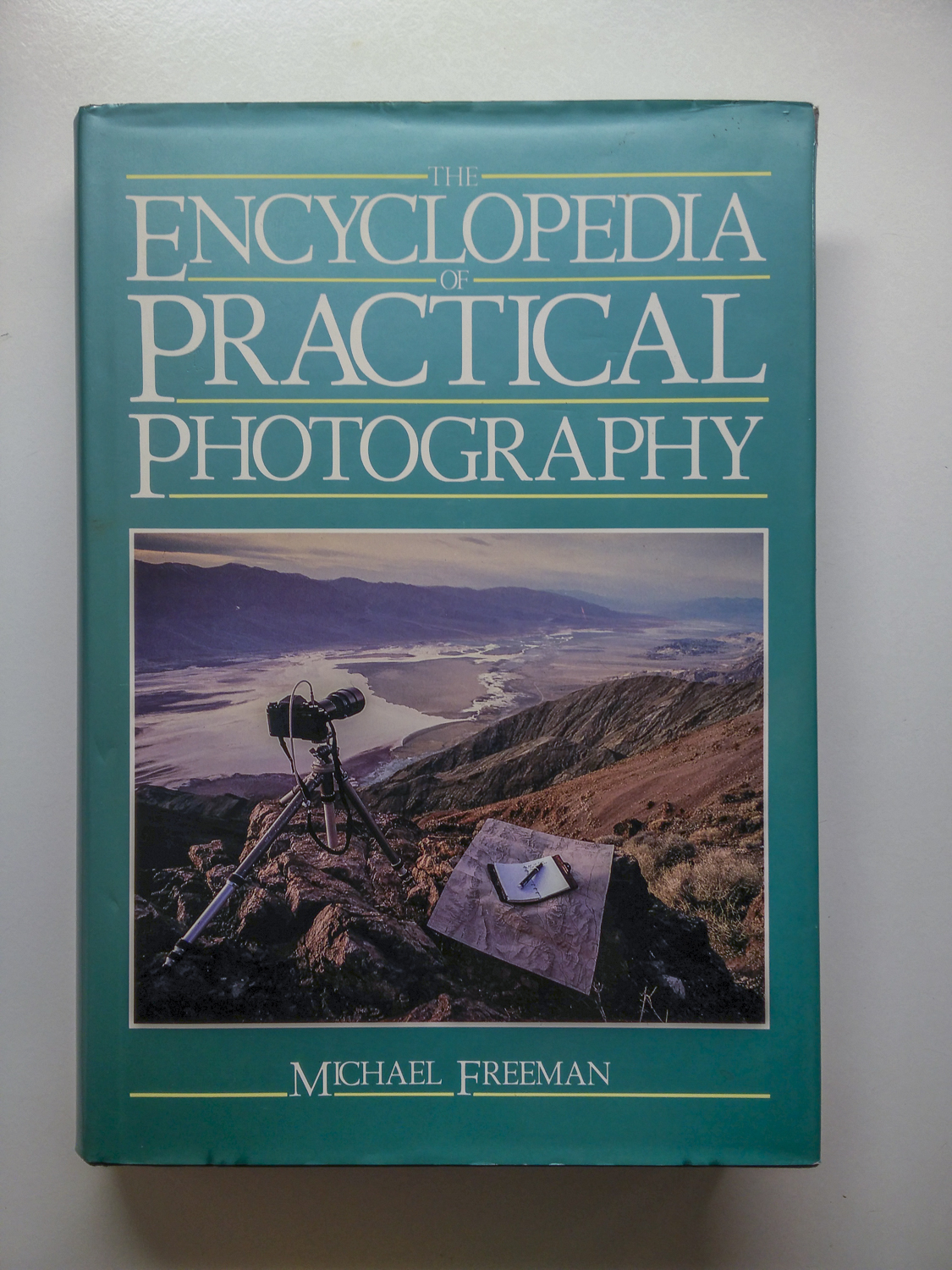 Sælges: Michael Freemann: The Encyclopedia of Practical Photography, Tiger Books International, London, 1990