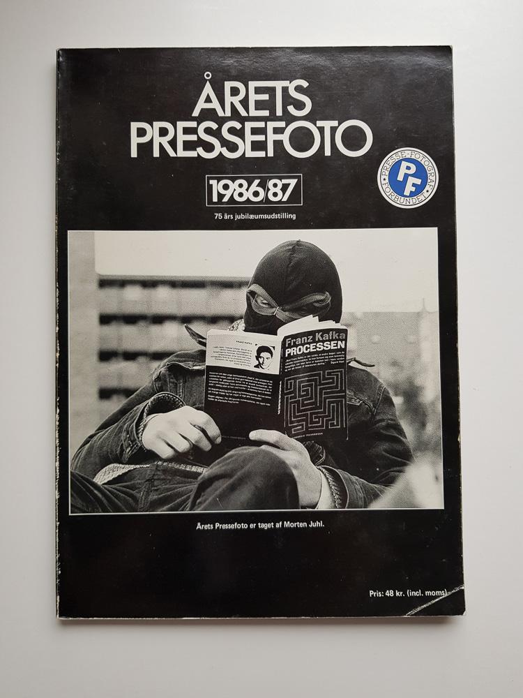 Årets Pressefoto 1986/87 katalog. Køb kataloget hos sipureco.dk