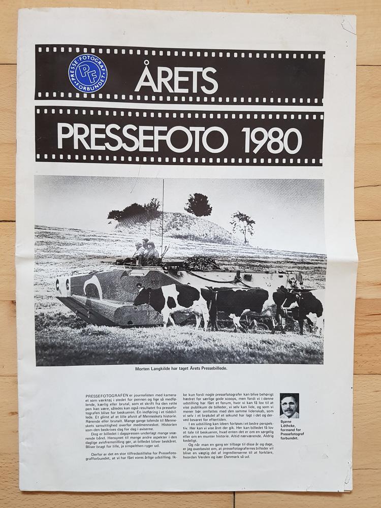 Årets Pressefoto 1980